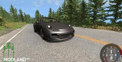 Porsche 911 Cabriolet [0.6.0], 3 photo